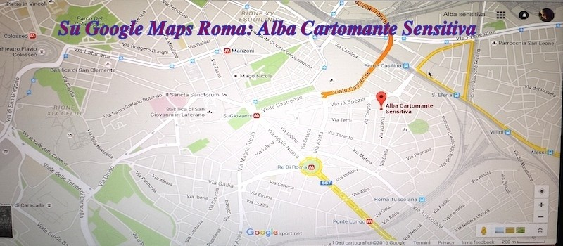 Alba Cartomante Sensitiva