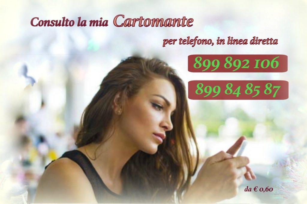 CARTOMANZIA convenienza e serietà : 25 min. di consulto vero per solo € 15,15