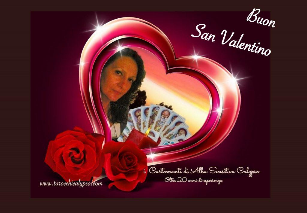 Buon San Valentino a Tutti i miei Cari Clienti/amici